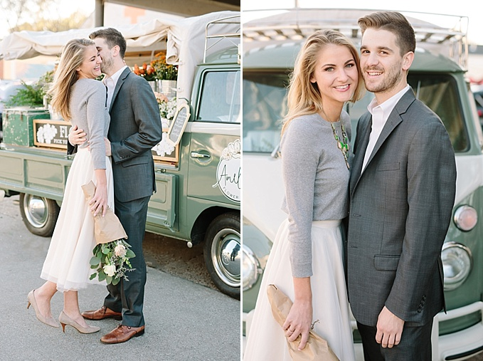 Charleston Wedding Photographer, Flower Truck