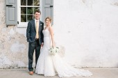 Gadsden House Wedding Wild Cotton Photography