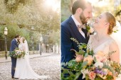 Charleston Wedding- Confederate Home and College Wedding